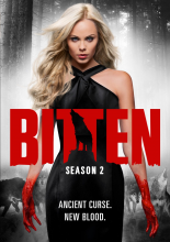 Syfy Bitten Season 2 DVD Laura Vandervoort werewolves witches Critical Blast
