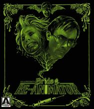 Bride Reanimator Dennis Russo Lovecraft review Critical Blast