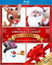 Christmas Classics Rudolph Frosty Santa