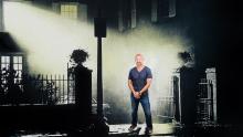 Dave Glover 97.1 FM Halloween Show Exorcist House Destination America Exorcism Live RJ Carter Critial Blast