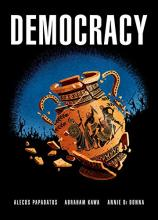Democracy Graphic Novel Critical Blast Bloomsbury