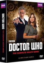 Doctor Who: The Complete Eighth Series on DVD