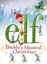 Elf Buddy Musical Christmas Jim Parsons Ed Asner Santa