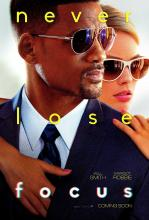 Focus opens in theaters 2/27/15.