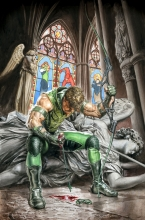 The Fall of Green Arrow