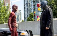 Flash 201 Man Saved Central City
