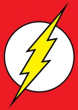 Flash Logo Critical Blast