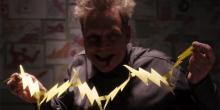 Flash CW Running Stand Still Trickster Mark Hamill Weather Wizard