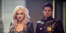 Flash Welcome Earth-2 CW Grant Gustin