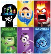 INSIDE OUT opens 6/19/15.