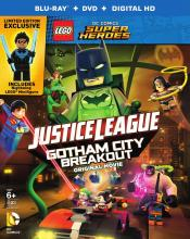 LEGO Justice League Gotham City Breakout (DC Heroes)