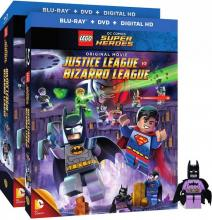 Justice League vs Bizarro League LEGO Giveaway Critical Blast