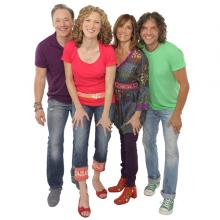 Laurie Berkner Band Critical Blast Dennis Russo