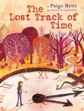 Lost Track of Time Paige Britt Scholastic Critical Blast review