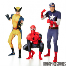 MorphCostumes Marvel Movies Ranked Infographic