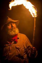 Trapper,co-founderandleaderoftheAppalachianInvestigatorsofMysteriousSightings. Credit: Destination America