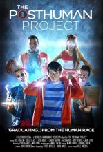 The Posthuman Project Director Kyle Roberts superhero indie film