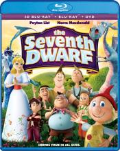 Seventh Dwarf Blu-ray DVD Combo Shout Factory