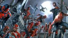 Spider-Verse Spider-Man 2099 #8 Lady Spider Steampunk