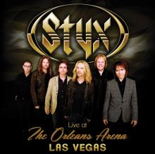 Styx Live Orleans Arena Las Vegas Eagle Rock Entertainment