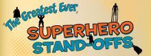 Top 10 Superhero Standoffs