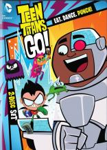 Teen Titans Go Eat Dance Punch