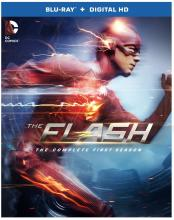 The Flash Season One Blu-Ray Grant Gustin Tom Cavanagh CW