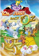 Tom and Jerry Back to Oz