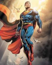 Superman Anniversary - Action 1000