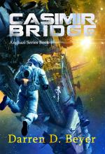 Casimir Bridge female lead protagonist SF