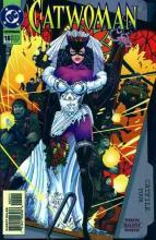 Catwoman Bridal Dress