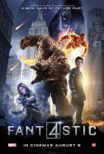FANTASTIC FOUR opens Aug. 7, 2015. You have been warned.