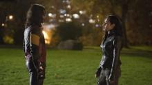 """Vibe vs. Gypsy in Flash 311, """"Dead or Alive"""""""