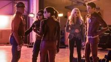 The Flash Episode 415 Enter Flashtime