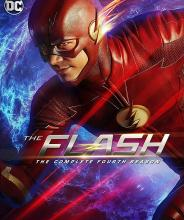 The Flash Season 4 Blu-ray