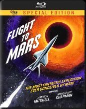 Flight to Mars on Blu-ray