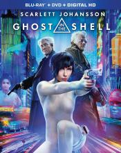 Ghost in the Shell -- Blu-ray