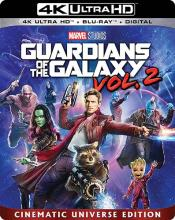 Guardians of the Galaxy 4K