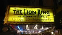 Lion King Broadway