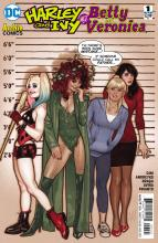 Harley and Ivy Meet Betty and Veronica