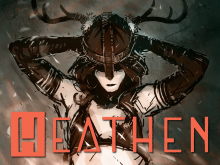 Heathen by Natasha Alterici -- Back it on Kickstarter!