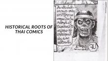 Historical Roots of Thai Comics