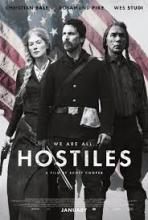 HOSTILES opens everywhere Jan 26, 2017.
