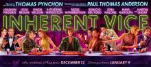 Inherent Vice opens Jan 9, 2015