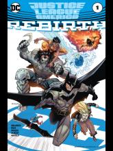 Justice League of America Rebirth #1
