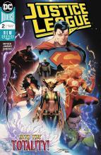 Justice League #1 2018