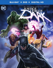 Justice League Dark on Blu-ray