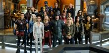 Legends of Tomorrow Crisis on Earth X
