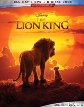 Lion King Bluray