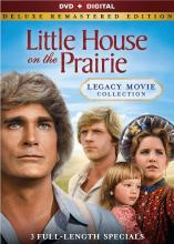 Little House on the Prairie Legacy Movie Collection on DVD
